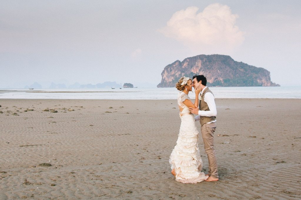Phuket Newlywed wedding