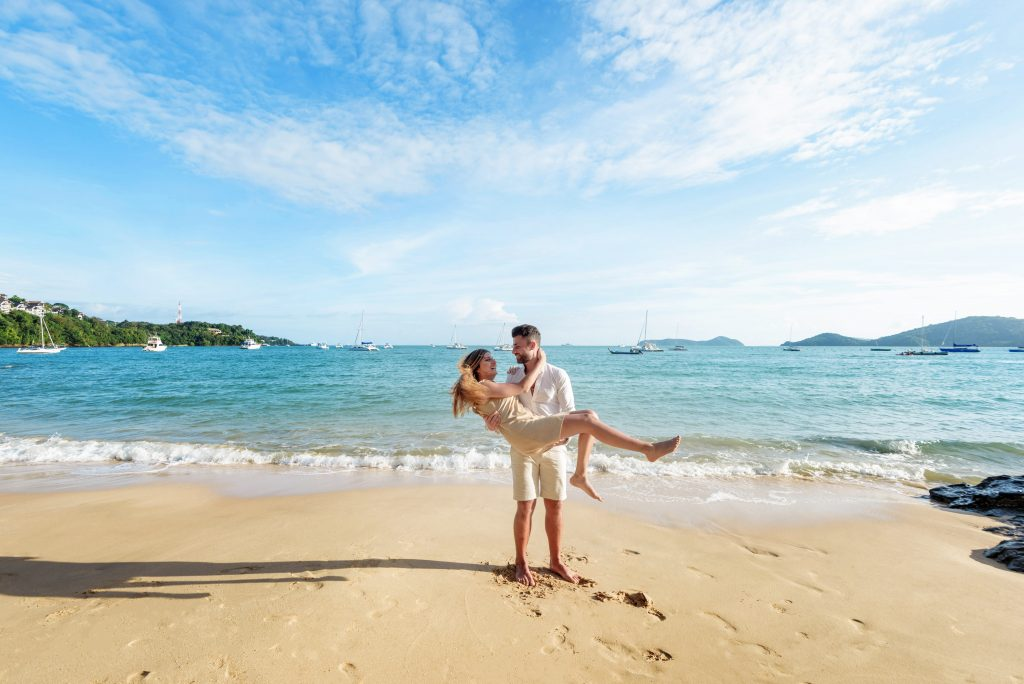Phuket honeymoon photography