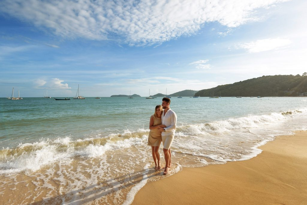 Phuket wedding film