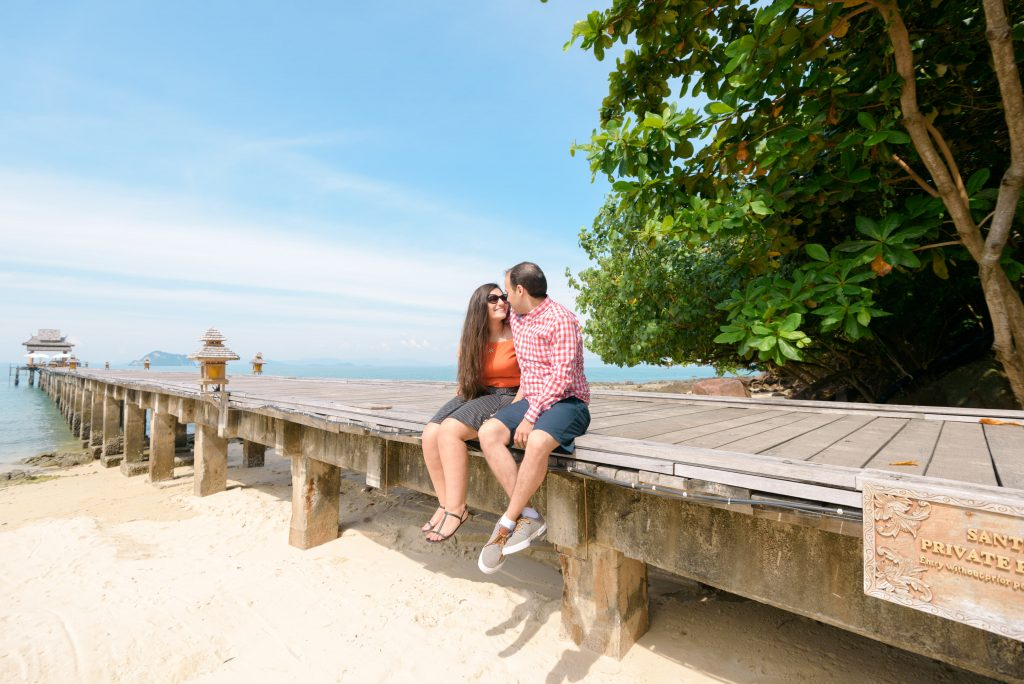 Destination honeymoon in Thailand