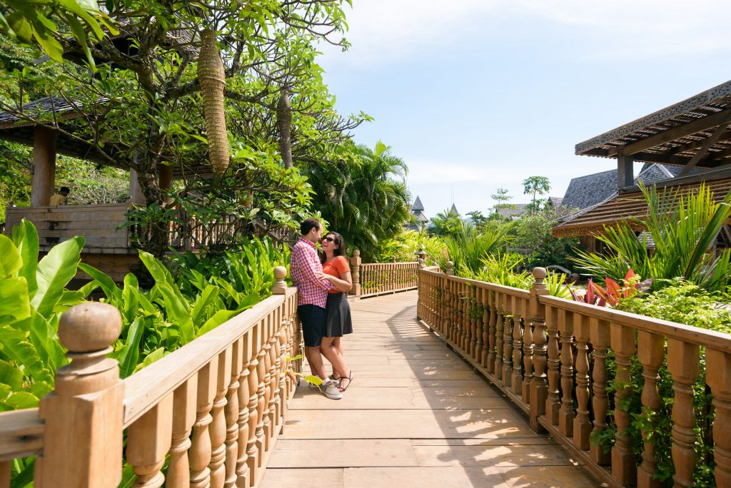 Destination honeymoon in Phuket